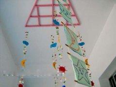 六一儿童节幼儿园教室墙壁装饰