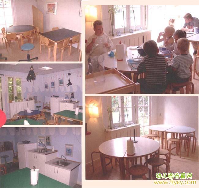 幼儿园墙壁布置图片_幼儿园墙壁装饰图片_幼儿园墙
