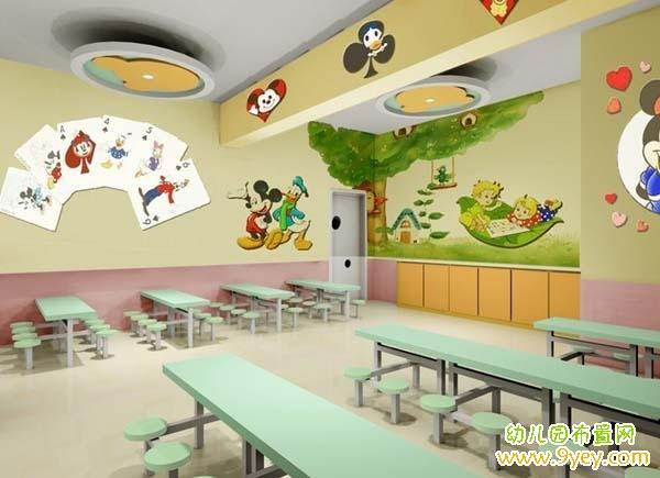 幼儿园楼道室内设计图片_幼儿园布置网